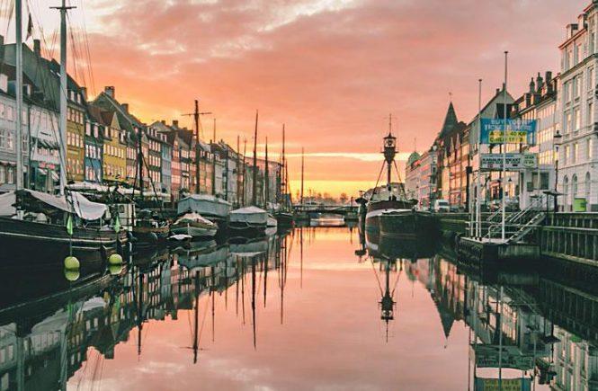 lunsj nyhavn københavn